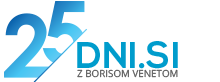 25 dni z Borisom Venetom